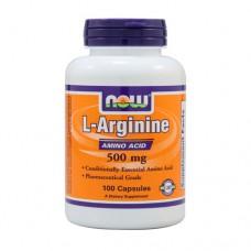 Най-добра Цена и начин на прием на протеина Now Foods Arginine 500 mg