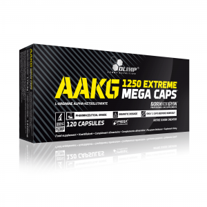 Olimp AAKG Extreme 1250 mg Mega Caps цена