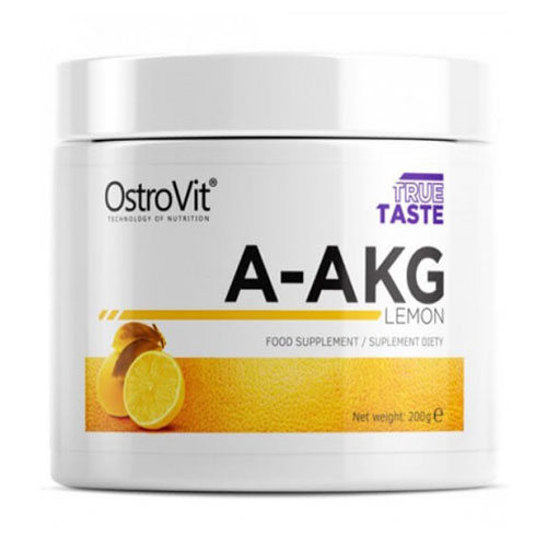 Ostrovit AAKG Arginine Alpha-Ketoglutarate Powder
