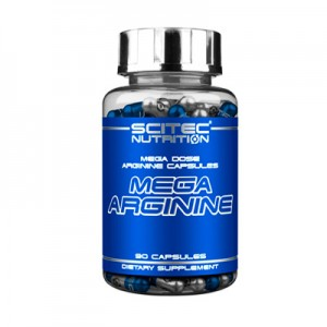 Scitec Nutrition Mega Arginine цена