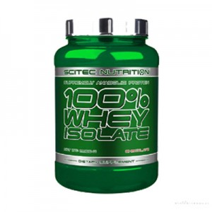 Scitec 100 % Whey Protein Isolate цена