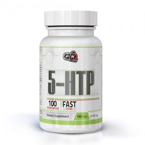 Pure Nutrition 5-HTP 100 mg 100 Caps