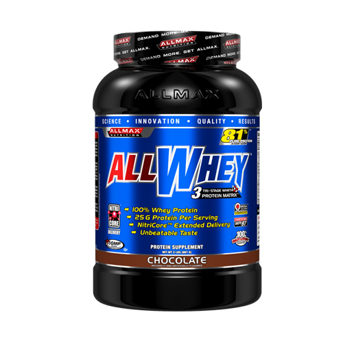 Allmax Nutrition All Whey