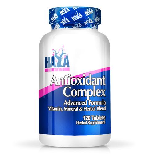 Haya Labs Antioxidant Complex 120 Tabs
