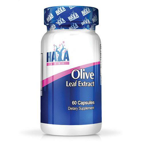 Haya Labs Olive Leaf 450 mg