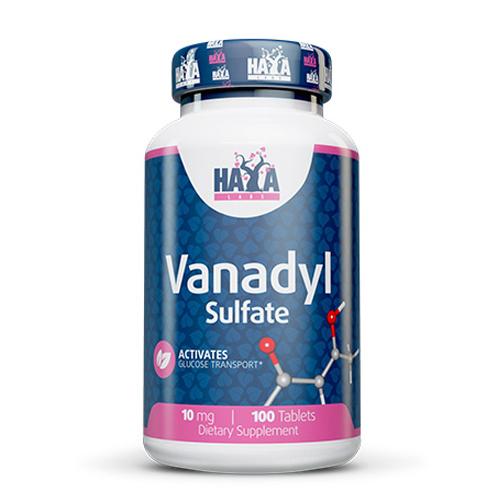 Haya Labs Vanadyl Sulfate 10 mg