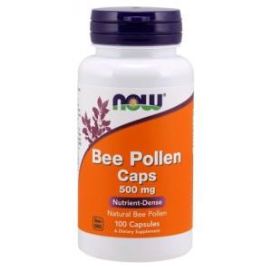 Now Foods Bee Pollen 500 mg