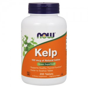 Now Foods Kelp 150 mcg