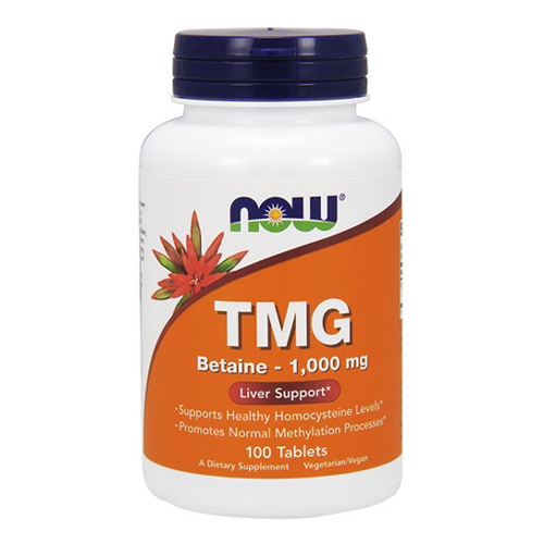 Now Foods TMG 1000 mg (Tриметилглицин)