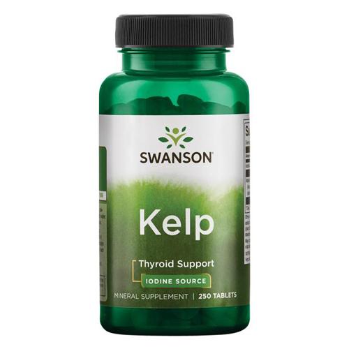 Swanson Kelp Iodine Source 225 mcg