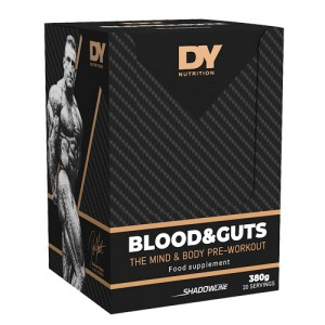 Dorian Yates Blood & Guts 20 x 19g