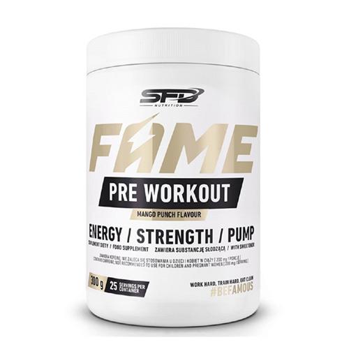 SFD Fame Pre Workout
