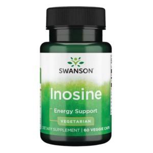 Swanson Inosine 500 mg 60 Caps