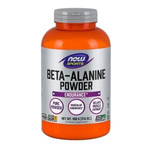 Now Foods Beta Alanine 500 g