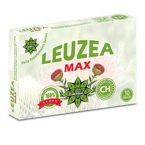 Левзея Макс - 30 таблетки