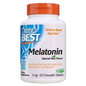 Doctor's Best Melatonin 5 mg