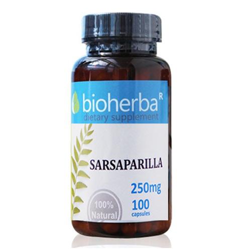 Сарсапарила 250 мг Биохерба