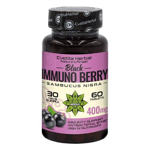 Cvetita Herbal Black Immuno Berry