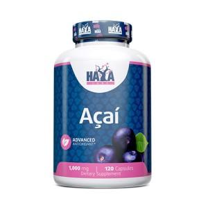 Haya Labs Acai Berry 1000 mg 120 Caps