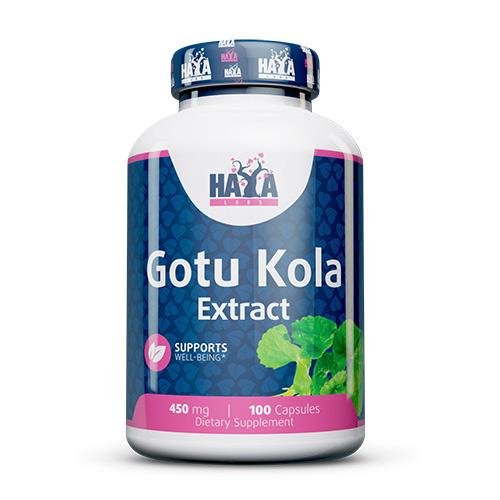 Haya Labs Gotu Kola Extract 100 Caps