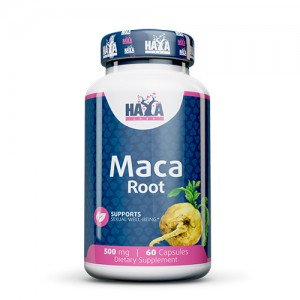 Haya Labs Maca 500 mg 60 Caps