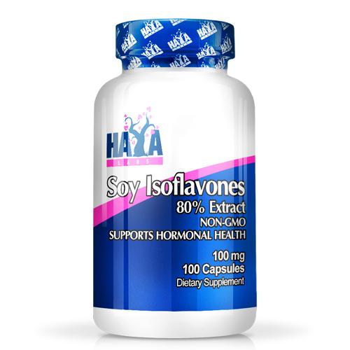 Haya Labs Soy Isoflavones