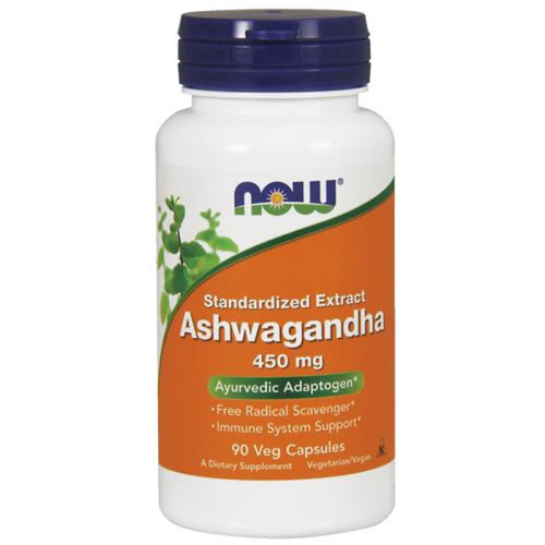 Now Foods Ashwagandha Extract 450 mg