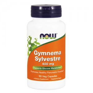 Now Foods Gymnema Sylvestre 400 mg