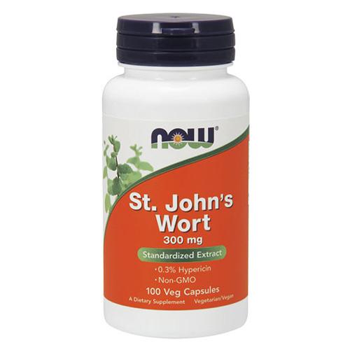 Now Foods St. John`s Wort (Жълт Кантарион)