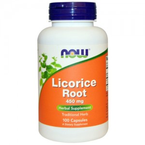 Now Foods Licorice Root 450 mg