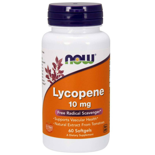 Now Foods Lycopene 10 mg