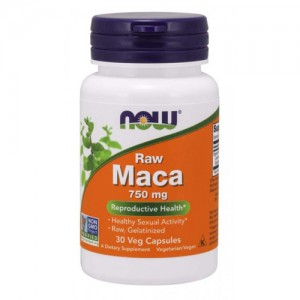 Now Foods Maca 750 mg