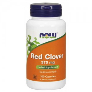 Now Foods Red Clover 375 mg