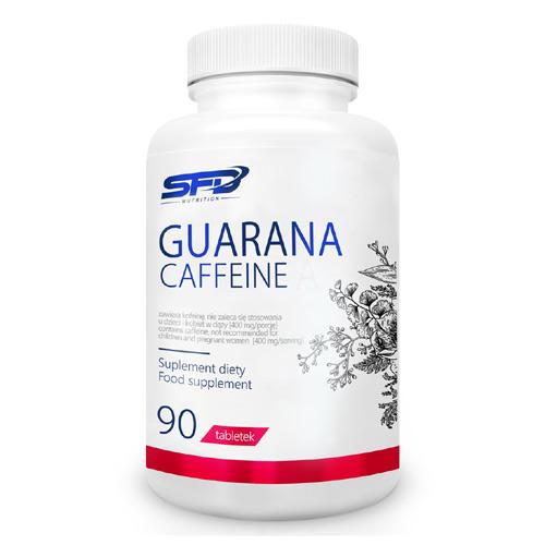 SFD Guarana Caffeine 90 Tab