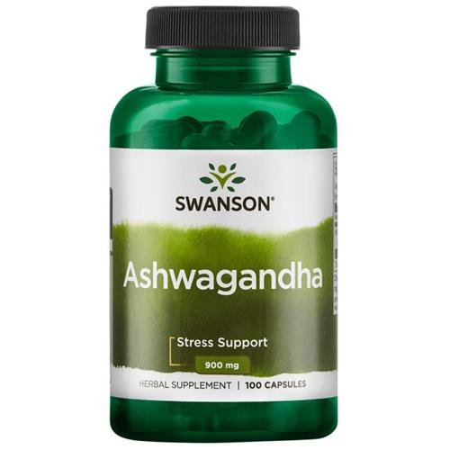 Swanson Ashwagandha 450 mg 100 Caps