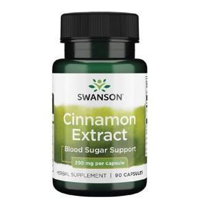 Swanson Cinnamon Extract