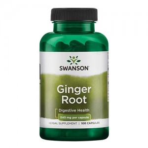 Swanson Ginger Root 540 mg