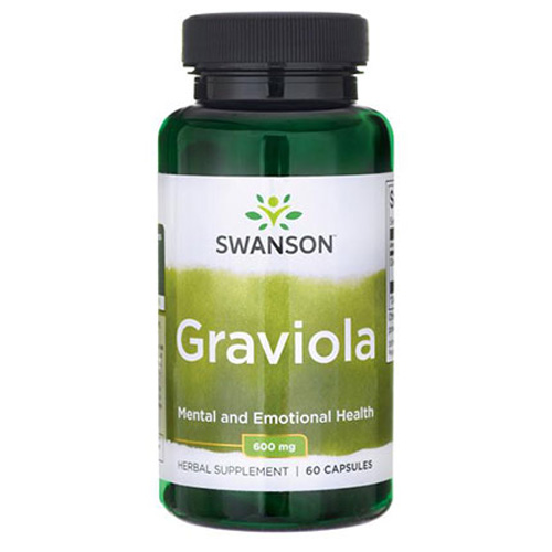 Swanson Graviola 530 mg
