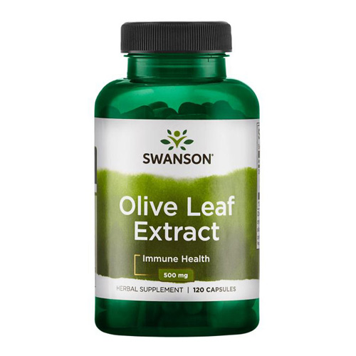 Swanson Olive Leaf Extract 500 mg