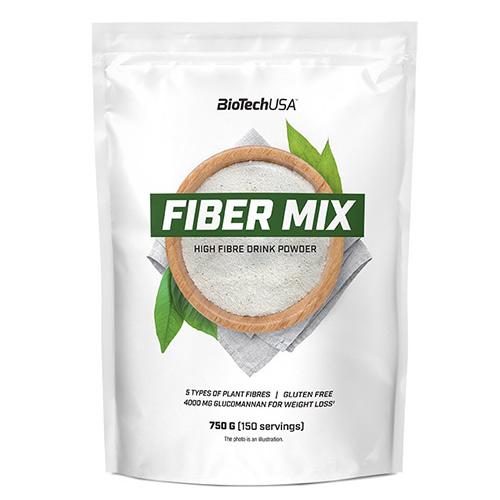Biotech USA Fiber Mix Drink Powder