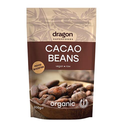 Био Какаови Зърна, цели, сурови