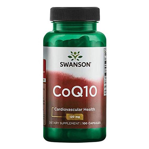 Коензим Q10 Swanson Coq10 120 mg 100 Caps
