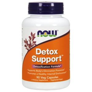Now Foods Detox Support 90 Veg Caps