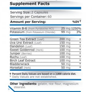 Pure Nutrition Aqua Out