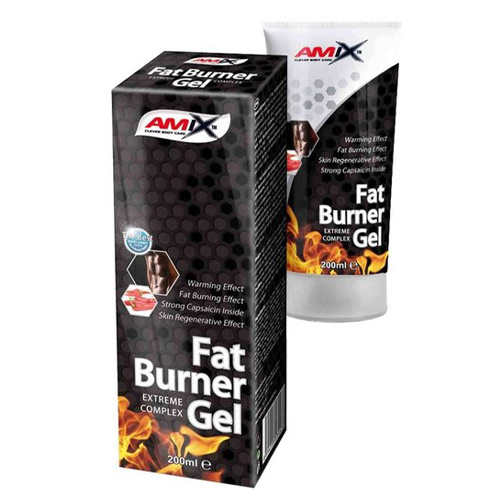 Amix Fat Burner Gel Men 200 ml