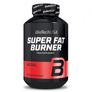 Biotech Super Fat Burner 120 tabs