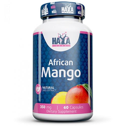 Haya Labs African Mango 350 mg 60 Caps