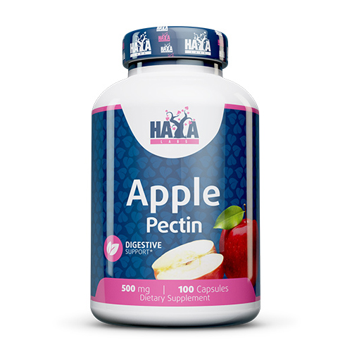 Haya Labs Apple Pectin 500 mg