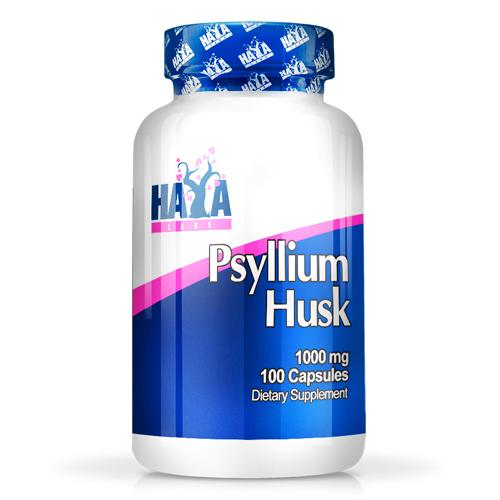 Haya Labs Psyllium Husk 1000 mg