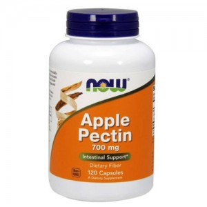 Now Foods Apple Pectin 700 mg